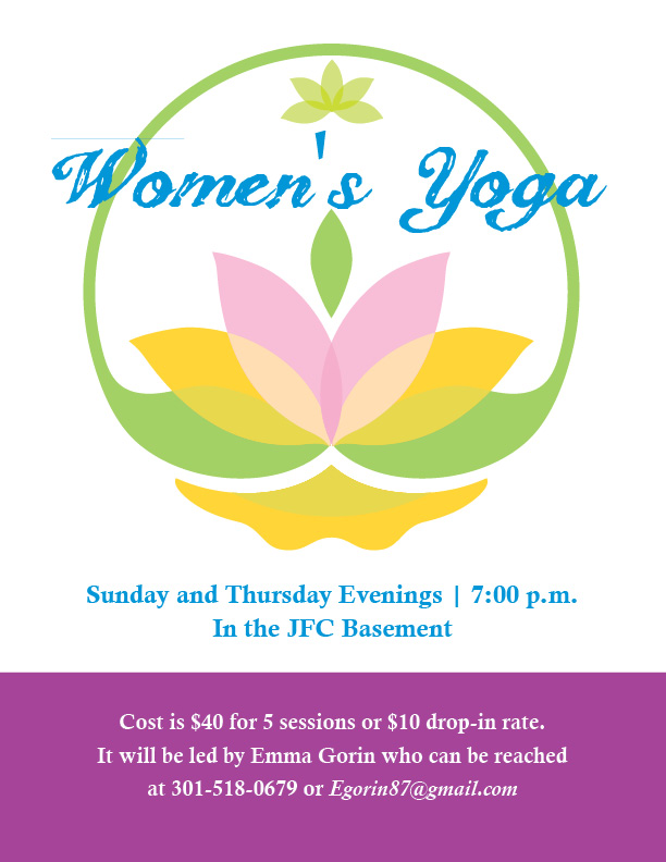 Women's Yoga in the JFC