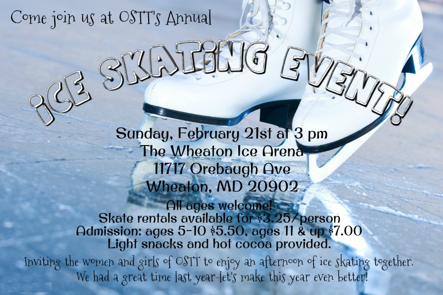 Ice Skating Event
